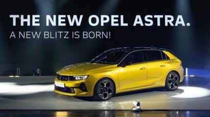 01.09.2021 ::: Premijera nove Opel Astre u Rüsselsheimu