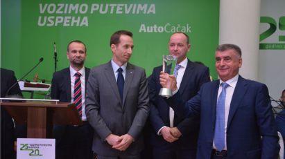 03.07.2020 ::: Škoda Srbija zabeležila veliki napredak