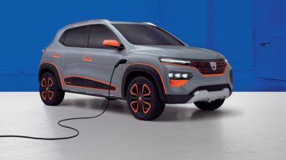 04.03.2020 ::: Električni koncept automobil Dacia Spring - Dacijina električna revolucija