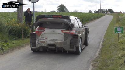 04.08.2021 ::: Ypres Rally 2021 - svetska reli elita testira pred reli u Belgiji (VIDEO)
