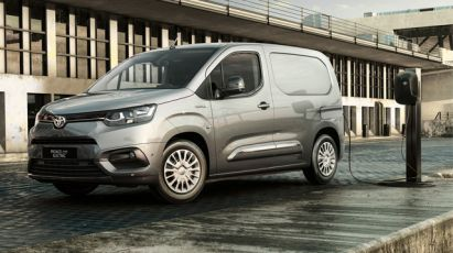 06.05.2021 ::: Toyota Proace CITY Electic - praktičnost uz nultu emisiju