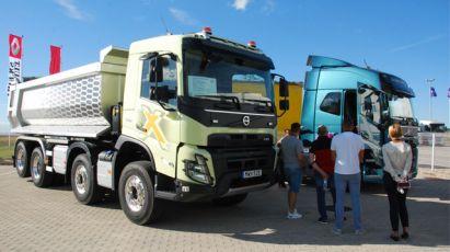 07.09.2020 ::: Nova generacija Volvo kamiona u punom sjaju i u Srbiji