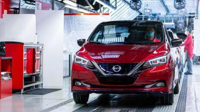 09.09.2020 ::: Nissan proslavlja proizvodnju 500 000-og primerka modela Leaf