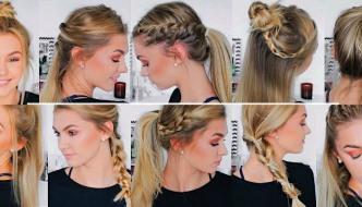 10 preslatkih i jednostavnih ljetnih frizura