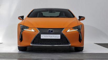 12.05.2019 ::: Lexus na salonu automobila u Barseloni - prikazan spektakularni LC 500h