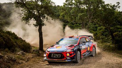 14.06.2019 ::: Rally Italia Sardegna 2019 - Ogier izleteo sa staze, u vođstvu je Sordo