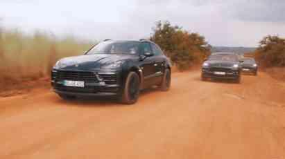16.07.2018 ::: VIDEO: Porsche je poslao Macan u Afriku, pogledajte kako ga testira