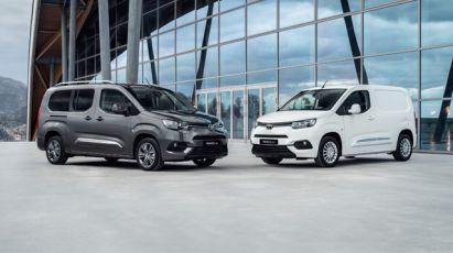 17.05.2019 ::: Nova Toyota Proace City - Kompaktni dostavni model ojačaće Toyotino prisustvo na evropskom tržištu lakih komercijalnih vozila