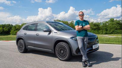 17.05.2021 ::: Mercedes-Benz EQA stigao u Srbiju - prvi naši utisci o potpuno električnom Mercedesu (FOTO)