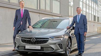 17.09.2020 ::: Početak proizvodnje: Nova Opel Insignia izlazi sa proizvodne linije u Russelsheimu