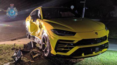 17.10.2019 ::: Kradljivca automobila zaustavio je Lamborghini Urus (FOTO)