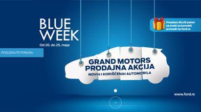 """18.05.2019 ::: U dve """"plave nedelje"""" Fordova vozila s nižim cenama i poklon paketom"""