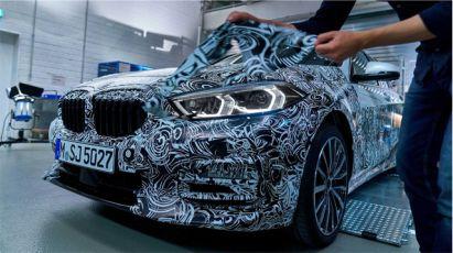 19.05.2019 ::: Novi BMW serije 1 - otkrivanje počinje
