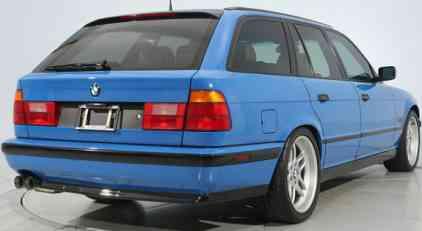 1995 BMW E34 M5 Touring na prodaju za 129.990 dolara