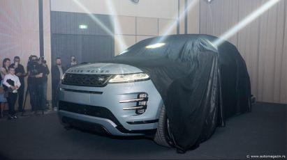 20.03.2019 ::: Novi Range Rover Evoque stigao u Srbiju - prvi naši utisci o malom Velaru