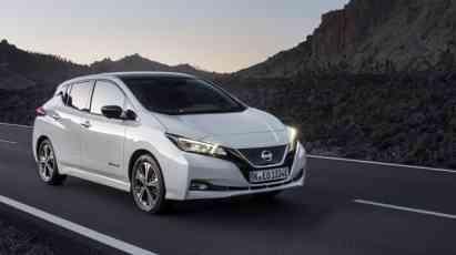 20.07.2018 ::: Nissan LEAF najprodavaniji električni automobil u Evropi