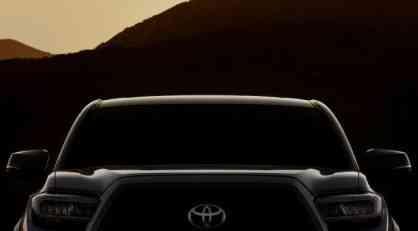 2020 Toyota Tacoma na sajmu u Čikagu