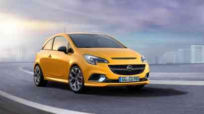 21.03.2018 ::: Mala sportska zvezda, veliko ime: Nova Opel Corsa GSi