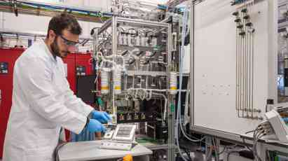 22.02.2019 ::: Toyota Motor Europe i Differ gledaju u budućnost: Vodonik – gorivo iz razređenog vazduha