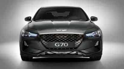 22.09.2017 ::: Zvanično lansiran Genesis G70