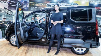 23.03.2019 ::: Opel na Međunarodnom salonu automobila u Beogradu 2019 - Novi Combo i sajamska akcija