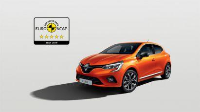 23.05.2019 ::: Novi Renault Clio osvojio 5 zvezdica na EURO NCAP testu
