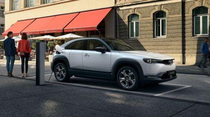 23.10.2019 ::: Mazda MX-30 - električni auto za vozača i za okoliš