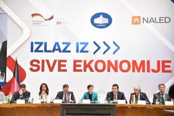 5 ciljeva, 36 mera i 153 aktivnosti za suzbijanje sive ekonomije
