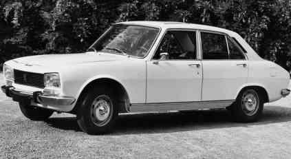 50 godina: Peugeot 504 (1968. - 1983.)