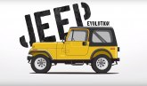 77 godina evolucije: Od ratne mašine do Jeep Wranglera