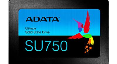 ADATA lansirala Ultimate SU750 2.5-inčni SATA 6 Gbps SSD