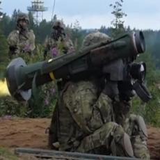 AMERIKANCI UVALILI UKRAJINI POKVAREN RAKETNI BACAČ: Stisnuli smo dugme, raketa nije izletela (VIDEO)