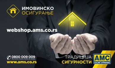 AMS Osiguranje: Osigurajte svoj dom još danas!