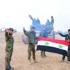ASAD POKRENUO VELIKU OFANZIVU: Sirijska vojska započela STRAHOVIT UDAR na Al Kaidu (VIDEO/FOTO)