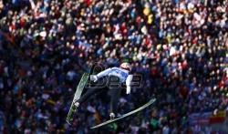 Ajzenbihler osvojio svetsko zlato na velikoj skakaonici