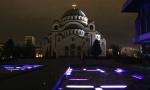 Akcija Sat za našu planetu širom sveta, priključila se i Srbija