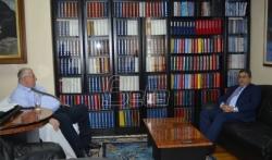 Ambasador Kube sa Šešeljem: Srpski i kubanski narod zauvek prijatelji