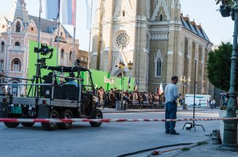 Američki film The Ledge trenutno se snima u Srbiji