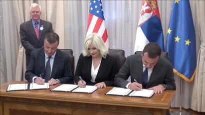 Amerikanci grade Moravski koridor