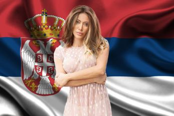 Ana Nikolić kao premijerka Srbije: Pevačica hit na twitteru zbog greške TV N1