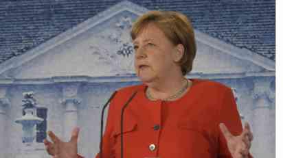 Angela Merkel odgovorila Trampu