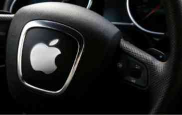 Apple iCar stiže 2023.