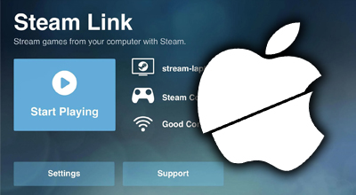 Apple odbio Steam Link aplikaciju