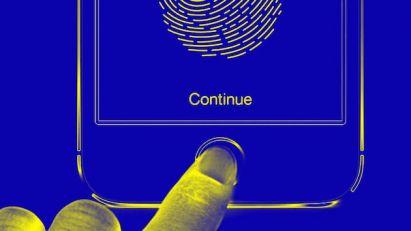 Apple radi na radikalnom patentu za skener otiska prsta ispod iPhone displeja