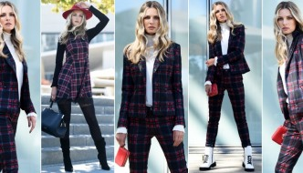 Apsolutni jesenski modni hit: Karirani uzorak na 35 načina!