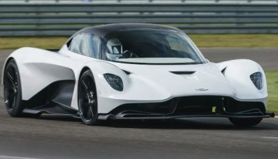 Aston Martin Valhalla sa AMG pogonom