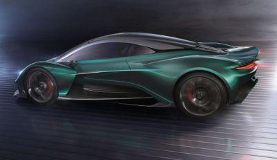 Aston Martinov štand u Ženevi oduševio svetski džet-set FOTO