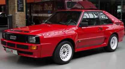 Audi Sport Quattro iz 1984. prodat po rekordnoj onlajn ceni
