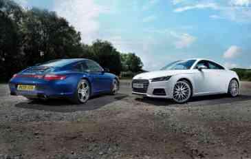 Audi i Porsche u zajedničku proizvodnju električnih automobila
