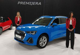 Audi obradovao fanove - tri premijere na sajmu FOTO